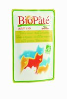 almo nature cat food biopate chicken & vegetable