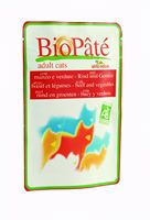 almo nature cat food biopate beef and vegetable